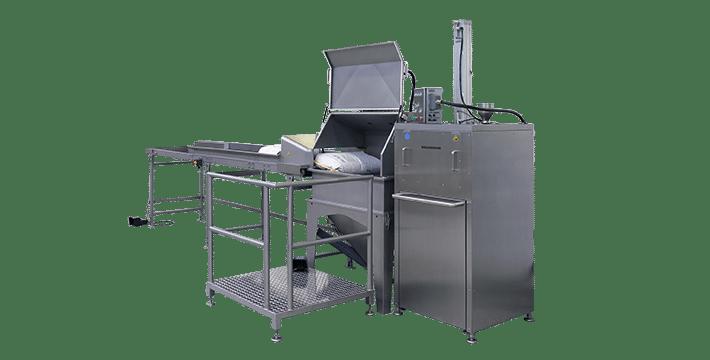 Produktaufgabestation_RNT-bag-compactor